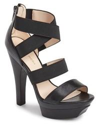 Pelle Moda Ceira Leather Platform Sandal