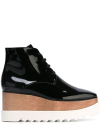 Stella McCartney Platform Ankle Boots