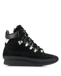 Isabel Marant Chunky Lace Up Boots