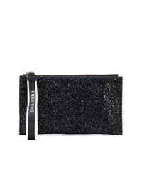 Emilio Pucci Glittery Zipped Clutch