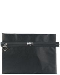 MM6 MAISON MARGIELA Zip Detail Clutch
