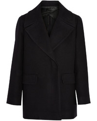 The Row Antonia Cotton And Wool Blend Coat
