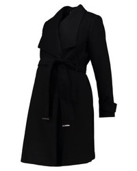 Dorothy Perkins Belted Classic Coat Black