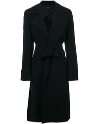 Theory Belted Plain Coat
