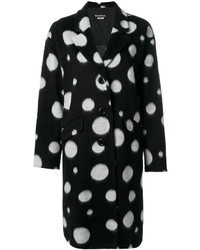 Moschino Boutique Oversized Spotted Coat