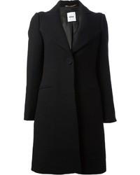 Moschino Boxy Overcoat