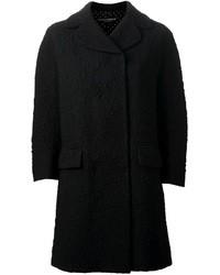Dolce & Gabbana Brocade Overcoat