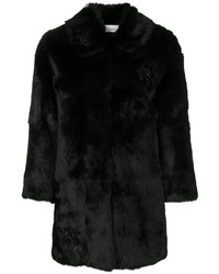 RED Valentino Brooch Detail Coat