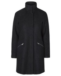 Classic coat black medium 4000258