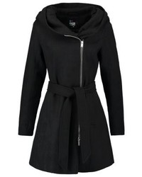 Even&Odd Classic Coat Black