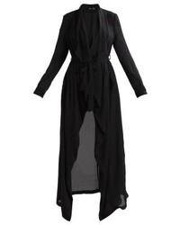 Missguided Classic Coat Black