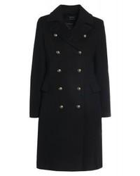 Ralph Lauren Classic Coat Black