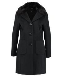 Comma Classic Coat Black