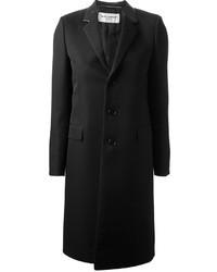 Saint Laurent Classic Long Overcoat