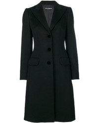 Dolce & Gabbana Classic Single Breasted Coat