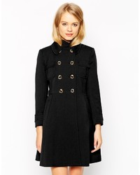 Asos Collection Coat With 60s Styling