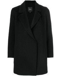 Theory Concealed Front Coat