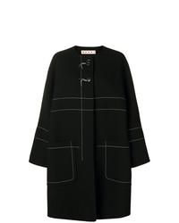 Marni Contrast Stitch Coat