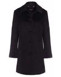 Max Mara Dire Classic Coat Black