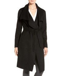 Soia & Kyo Double Face Wool Blend Coat
