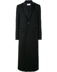 RED Valentino Flap Pockets Midi Coat
