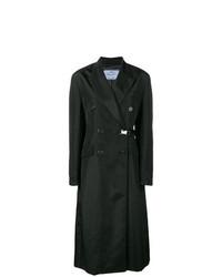 Prada Flared Longsleeved Coat