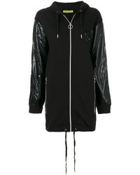 Versace Jeans Hooded Coat