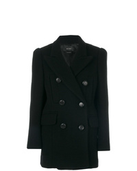 Isabel Marant Lea Double Breasted Coat