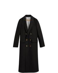 Burberry Linen Silk Tailored Coat
