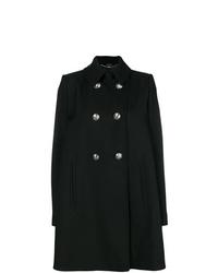 Alexander McQueen Loose Flared Coat