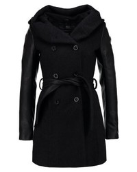 Only Mary Lisa Classic Coat Black