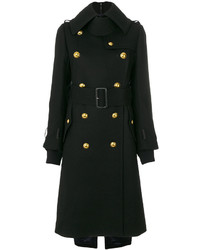 Sacai Military Belted Coat