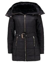 Only Onlbrooke Short Coat Black