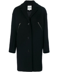 Kenzo Oversize Single Breasted Coat