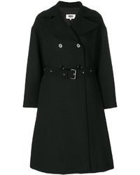 MM6 MAISON MARGIELA Oversized Double Breasted Coat