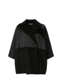 Gianluca Capannolo Oversized Draped Coat