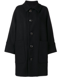 Dsquared2 Oversized Single Breasted Coat
