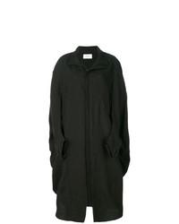 Roggykei Oversized Zip Front Coat