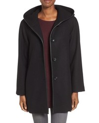 Pendleton Phlham Bay Hooded Wool Blend Coat