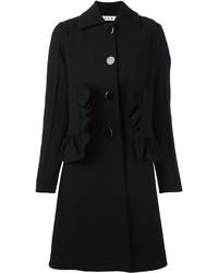 Marni Ruffled Coat