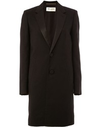 Saint Laurent Chesterfield Classic Coat