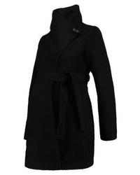Anna Field Short Coat Black