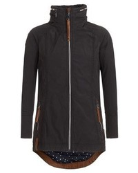 Naketano Short Coat Black
