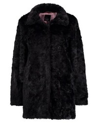 Even&Odd Short Coat Black