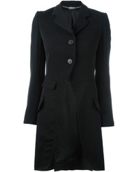 Alexander McQueen Single Breasted Coat