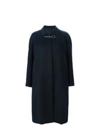 Prada Vintage Single Breasted Coat