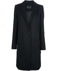 Proenza Schouler Single Button Overcoat