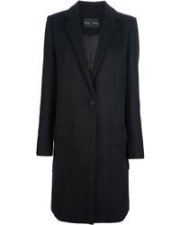 Proenza Schouler Single Button Overcoat