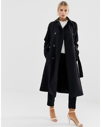 Karen Millen Sleek And Sharp Coat