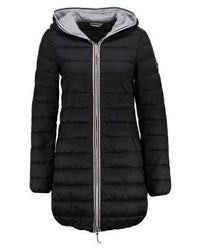 Esprit Stripetape Short Coat Black